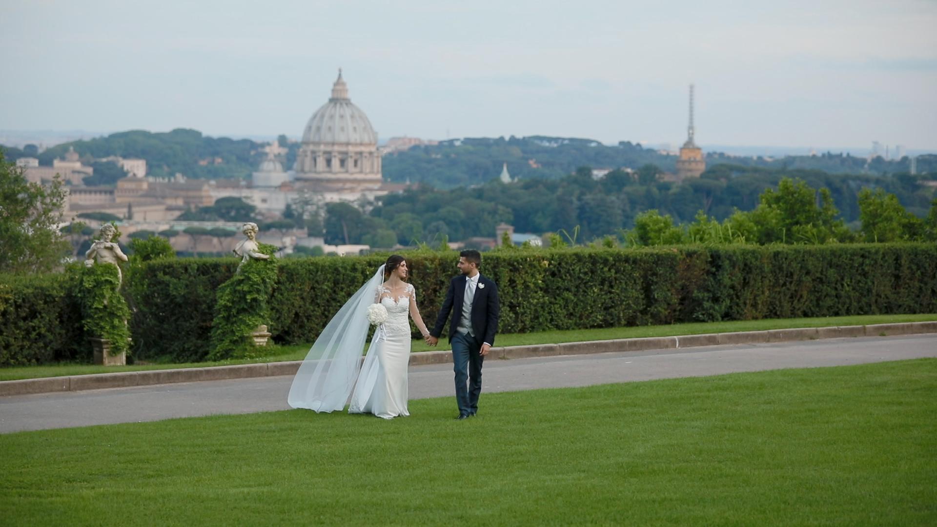 ANDREA E TIZIANA - videofilm matrimonio Gianluca Longo
