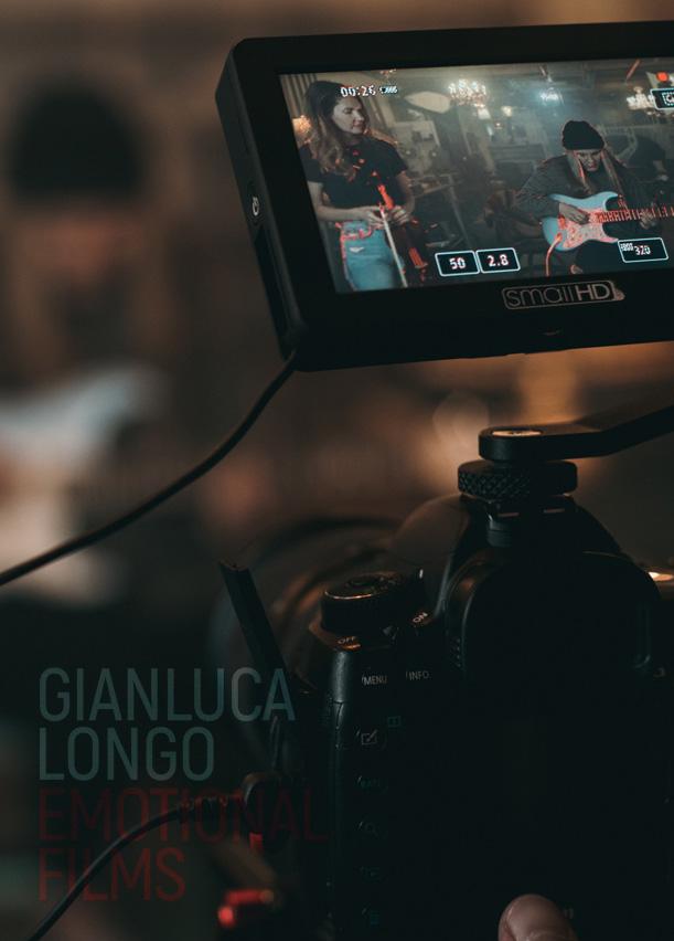 videoripresa di un concerto - Gianluca Longo Videomaker Latina