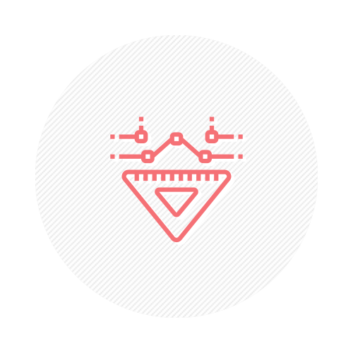 icona triangolo